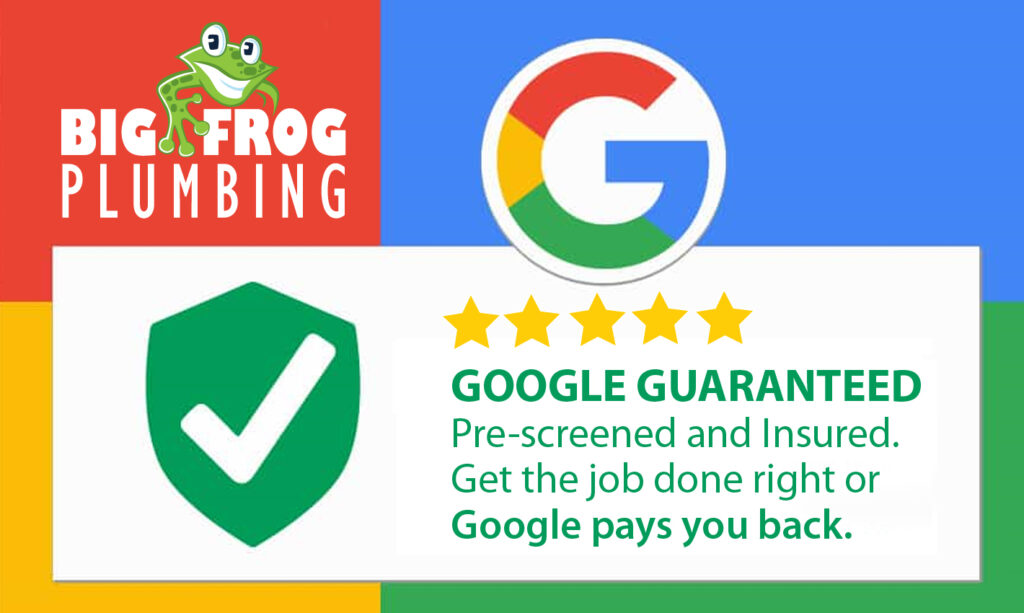 Indianapolis Google guaranteed plumbers